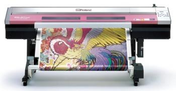 Ploter Roland SOLJET PRO III do druków wielkoformatowych